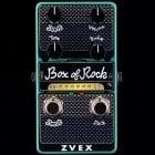 Zvex Vexter Box Of Rock Vertical Guitar Distortion Pedal