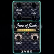 Zvex Vexter Box Of Rock Vertical Guitar Distortion Pedal