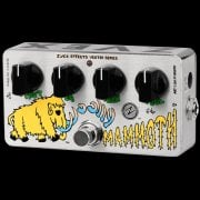 ZVEX Vexter Woolly Mammoth Guitar / Bass Fuzz Pedal